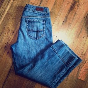 Tommy Hilfiger Crop Jeans Size 6